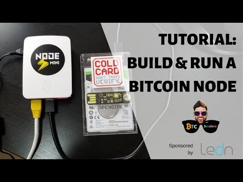 myNode: How To Run A Bitcoin Node – Parts, Assembly and Software Installation