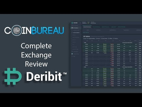 Deribit Review 2019 - Safe Bitcoin Futures Exchange? We've Checked